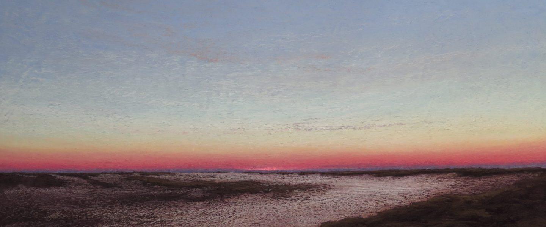 """Silent Sunrise"" 40x60"