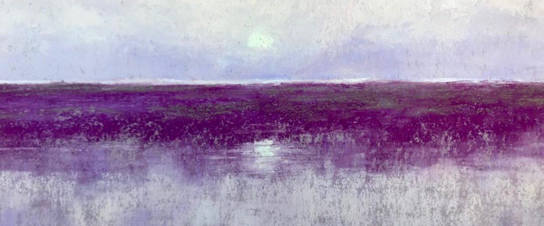 Spring Marsh 9x12