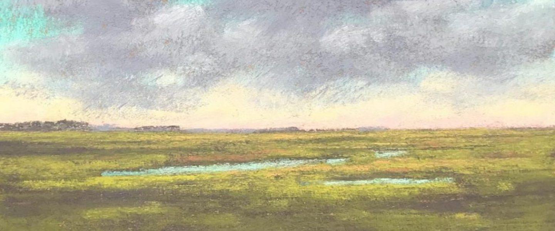 Summer Marsh 6x9